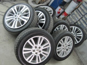 Alloy Wheel Repairs Shropshire