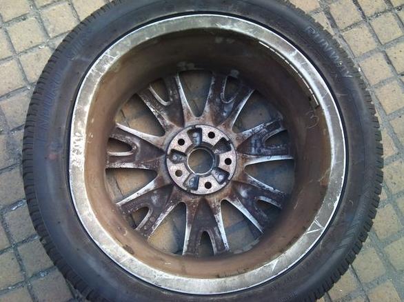 Alloy Wheel Repairs Telford Shrewsbury Shropshire Ace