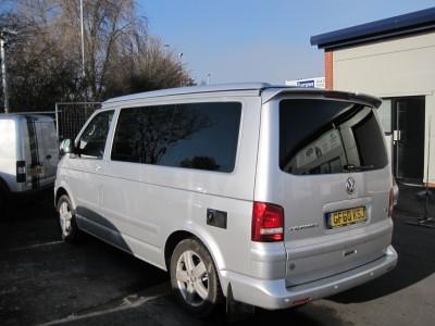 VW Transporter Window Tints