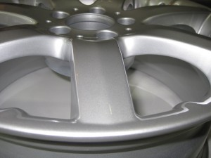 Alloy Wheel Refurbishment Shropshire