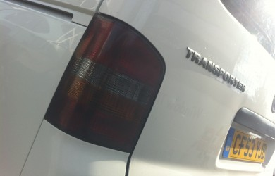Tinted Rear Lights Service