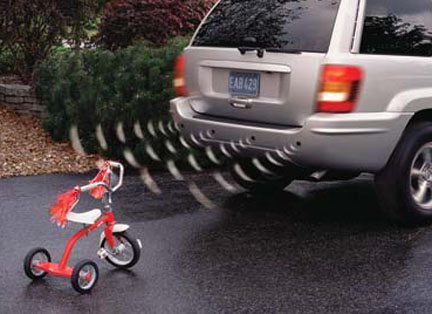 Parking Sensors Shrewsbury Ace Car Care