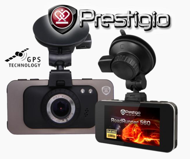RR560 Dashboard Camera
